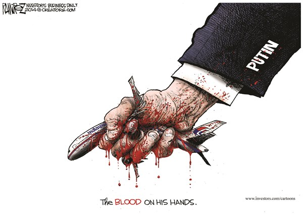 151302 600 Blood on his Hands cartoons