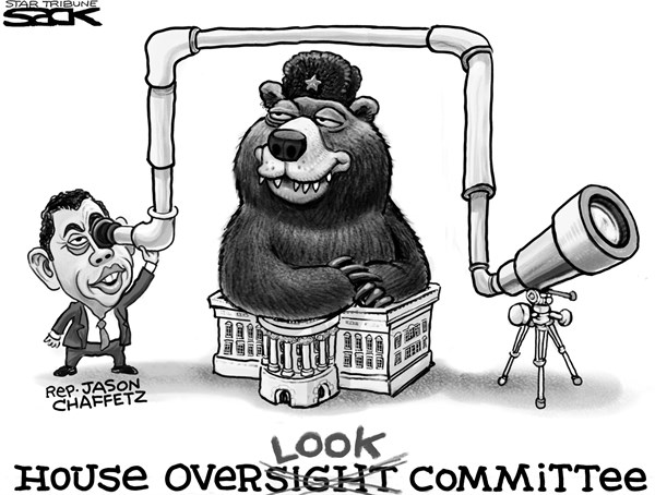 Image result for where is the oversight? cartoon