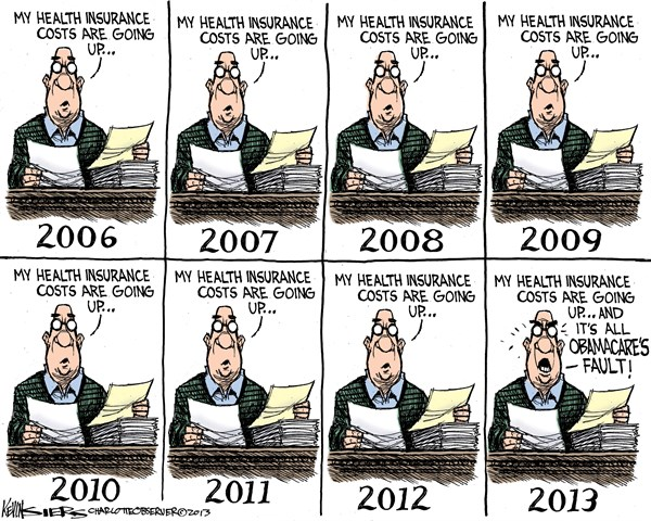 142032 600 Health Insurance Costs cartoons