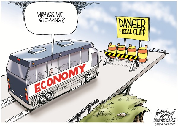 115764 600 Fiscal Cliff cartoons