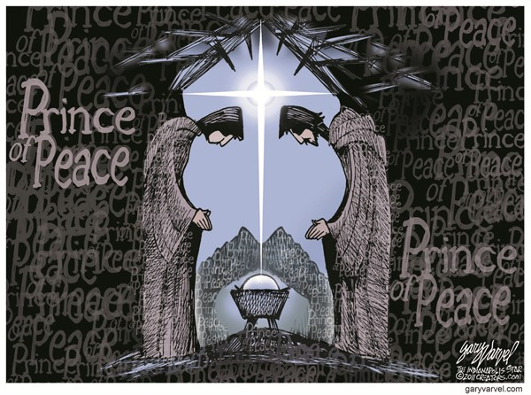 124621 600 Prince of Peace cartoons