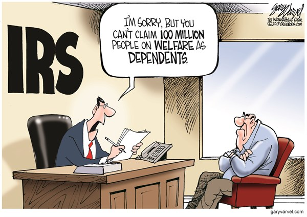 130254 600 Claiming Dependents cartoons