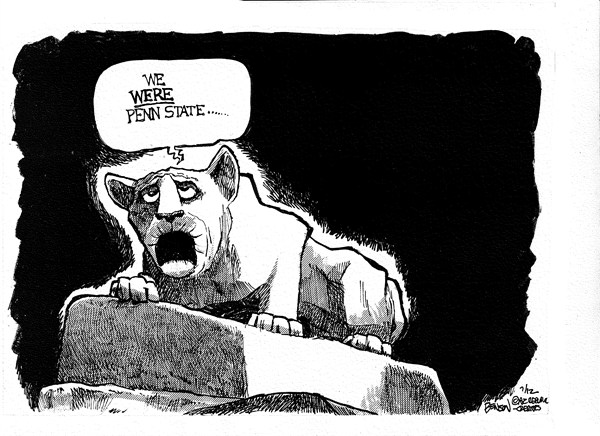 115821 600 Penn State Sanctions cartoons