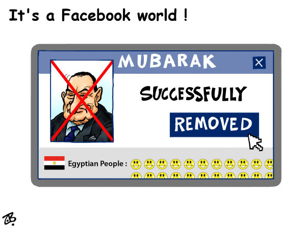 89190 600 Mubarak Removed cartoons