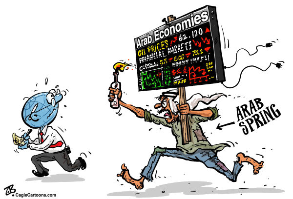 107992 600 Arab spring economies cartoons