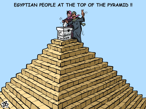 112251 600 Top of the Pyramid cartoons