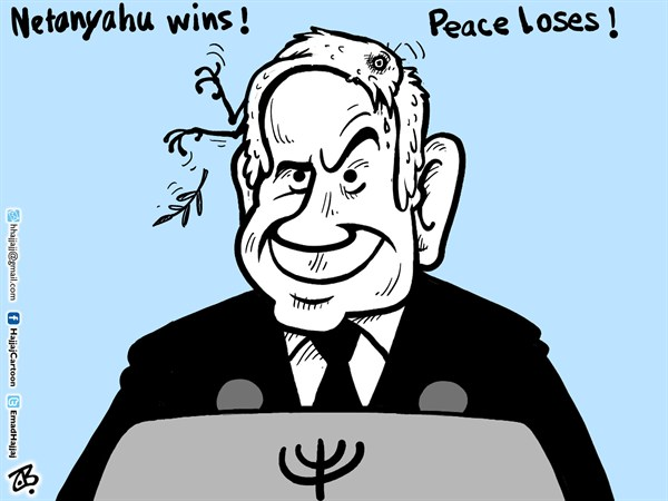 126034 600 Netanyahu wins cartoons