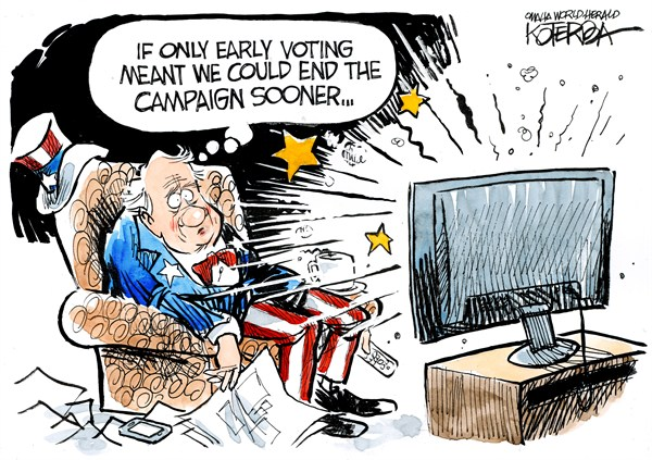 119467 600 Early Voting cartoons