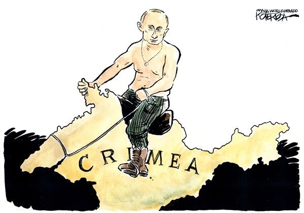 145838 600 Riding Crimea cartoons