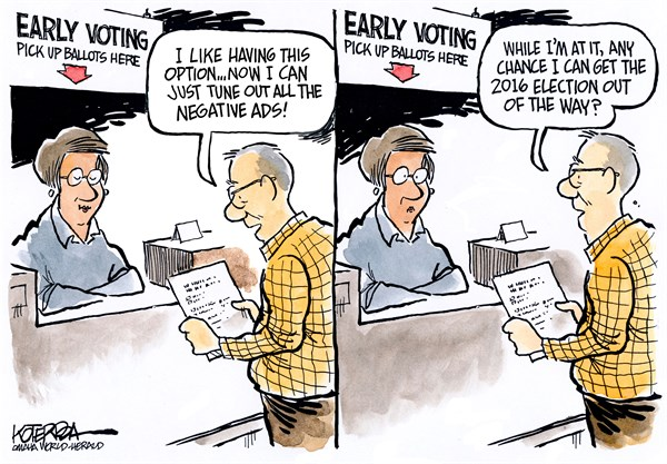 147597 600 Early Voting cartoons