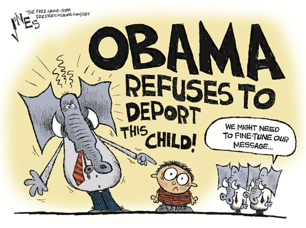 113816 600 Obamas Immigration Plan cartoons