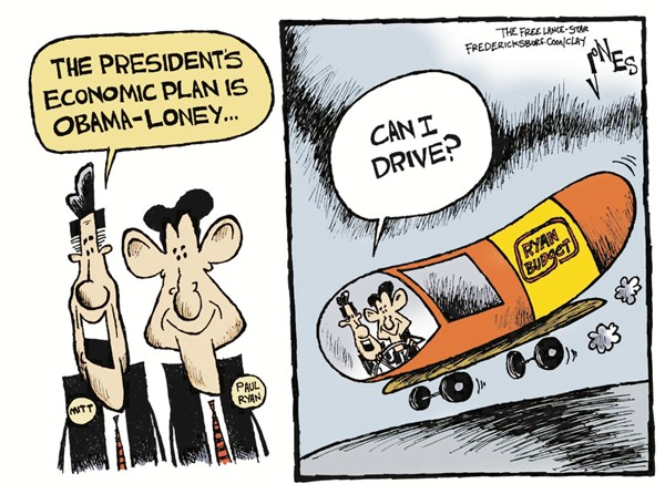 117000 600 Obama Loney cartoons