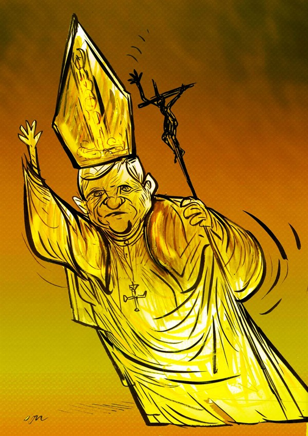 126967 600 Pope Resigns cartoons