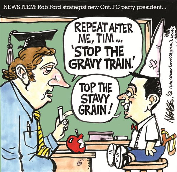 106410 600 PC President cartoons
