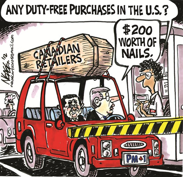112932 600 Duty Free cartoons