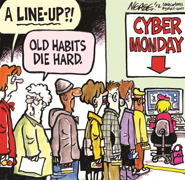 122992 600 Cyber Monday cartoons