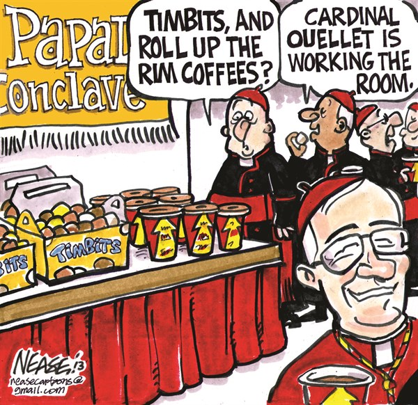 128234 600 Papal Conclave cartoons
