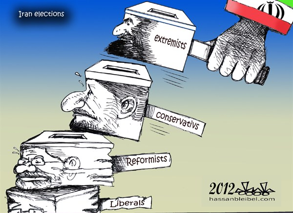 107414 600 Iran Elections 2012 cartoons