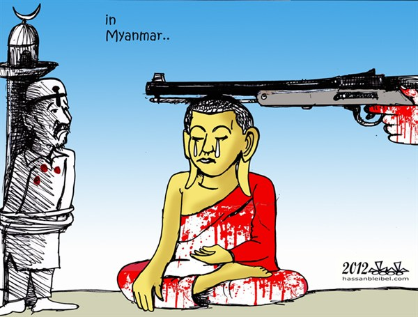 115818 600 Myanmar cartoons