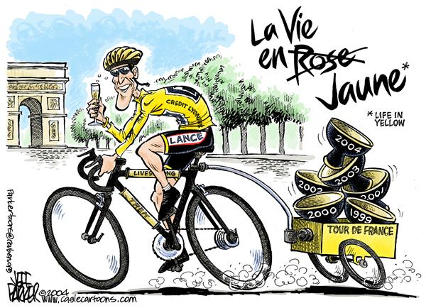 5951 600 Tour de Lance cartoons