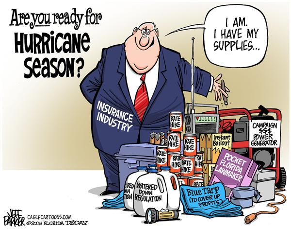 51604 600 LOCAL FL Storm Preparation cartoons