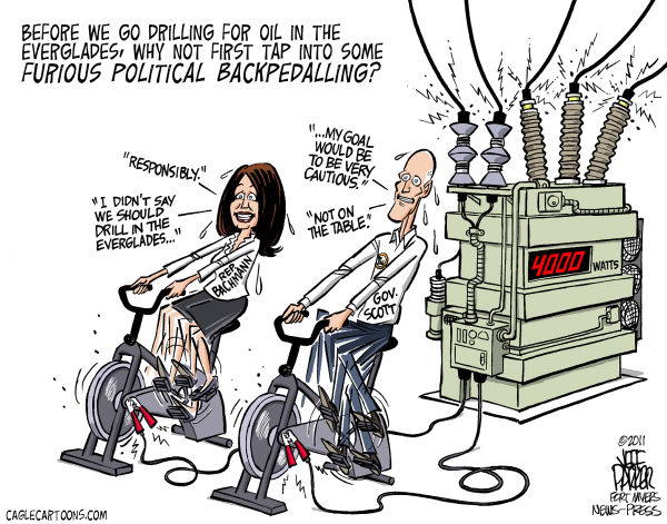 97905 600 LOCAL FL Sustainable Energy cartoons