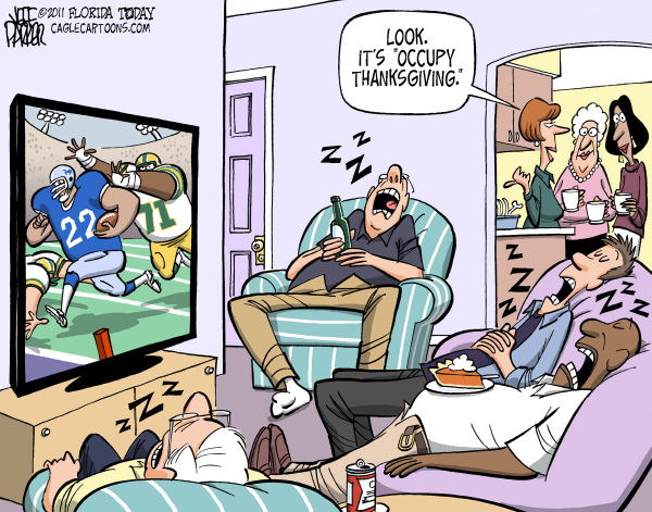 101724 600 Occupy Thanksgiving cartoons