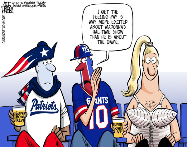 105689 600 Five Funny Super Bowl Cartoons cartoons