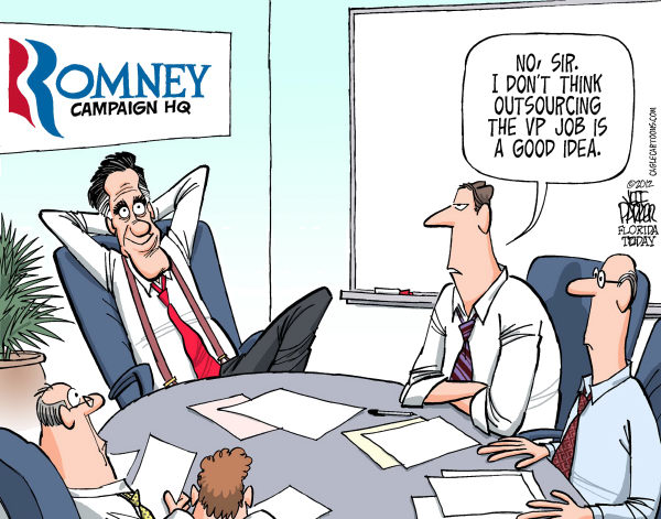 115270 600 Mitt Romney VP Job Outsource cartoons