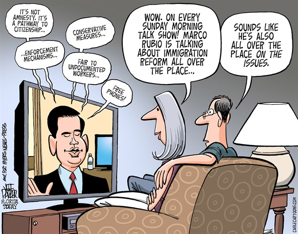 130406 600 Rubio And Immigration cartoons