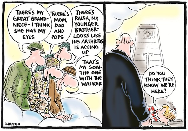 100784 600 Remembrance Day Canada cartoons