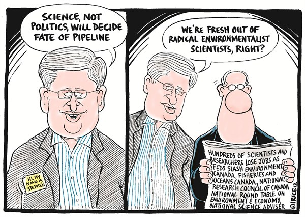 116583 600 Science Will Decide Pipeline cartoons