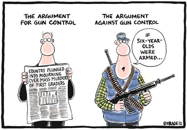 124285 600 For or Against Gun Control cartoons