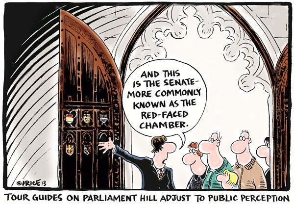 127626 600 Tour Guides on Parliament cartoons