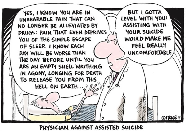 155016 600 Physician Against Assisted Suicide cartoons