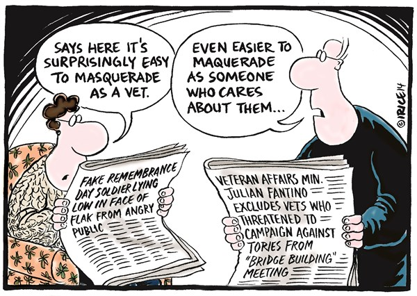 156506 600 Masquerading As A Vet cartoons