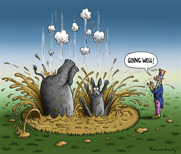 Marian Kemensky - Slovakia - Fiscal Cliff Jumping - English - fiscal cliff,jumping,america,tax,gop-fiscal-cliff