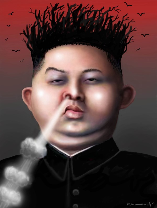 Marian Kemensky - Slovakia - Dictator - English - north korea nukes,north korea,nuclear,device,kim jung un,crazy kim