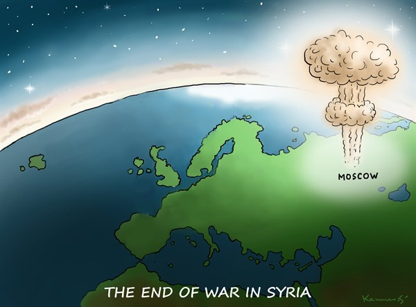 Marian Kemensky - Slovakia - THE END OF WAR IN SYRIA - English - Syria,Russia,USA,Assad,ISIS