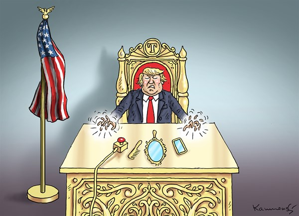 Marian Kamensky - Slovakia - WHAT SHOULD I DO FIRST - English - Trump,president,nationalism,fascism