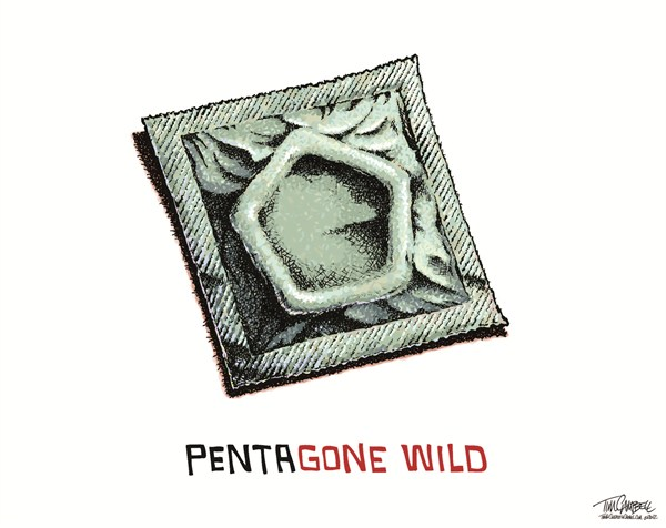 Tim Campbell - Indianapolis - Pentagone Wild - English - petraeus, sex, affair, pentagon, military, cia