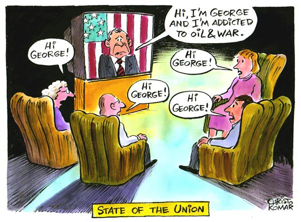 34301 600 State of the Union cartoons