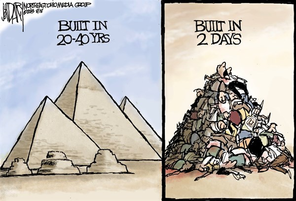 136187 600 Egypts new pyramid cartoons