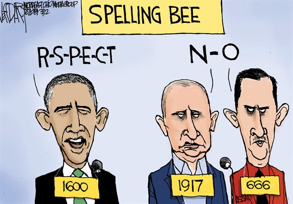 145595 600 Obama cant get or spell respect cartoons