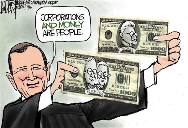 Jeff Darcy - Northeast Ohio Media Group - Supreme Court, campaign finance - English - Supreme Court