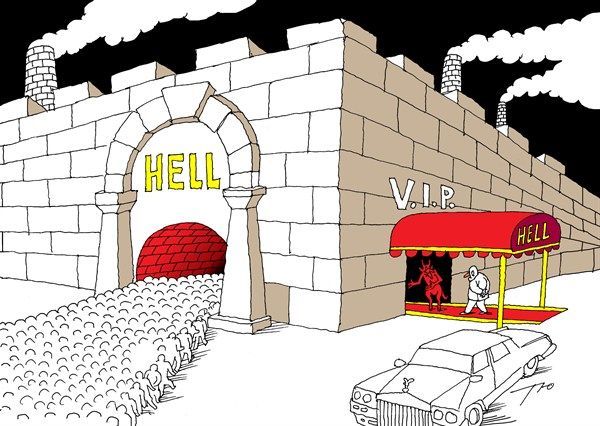 101956 600 VIP Hell cartoons