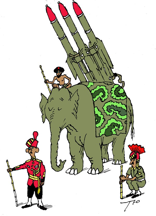 Indian Arms © Sergei Tunin,Russian Newsweek,indian,india,arms,weapons