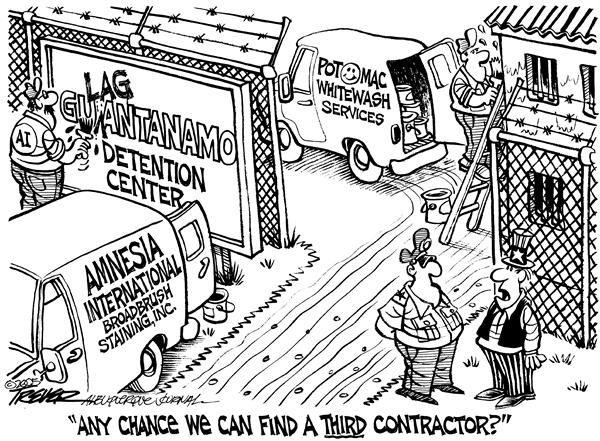 16430 600 Guantanamo cartoons