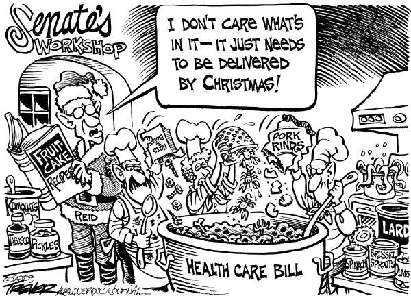 John Trever - The Albuquerque Journal - Senate Workshop - English - Health care, Healthcare, Reform, Congress, Senate, Democrats, Harry Reid, Obamacare, Trever