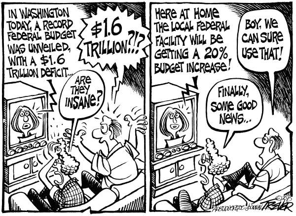 74212 600 Budget Deficit cartoons